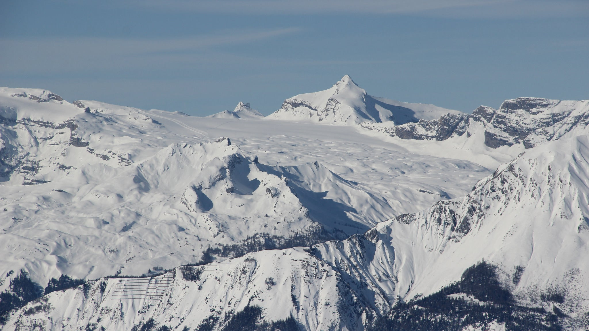 Frozen Couple Unearthed By Climate Change (And A Ski Lift Company)