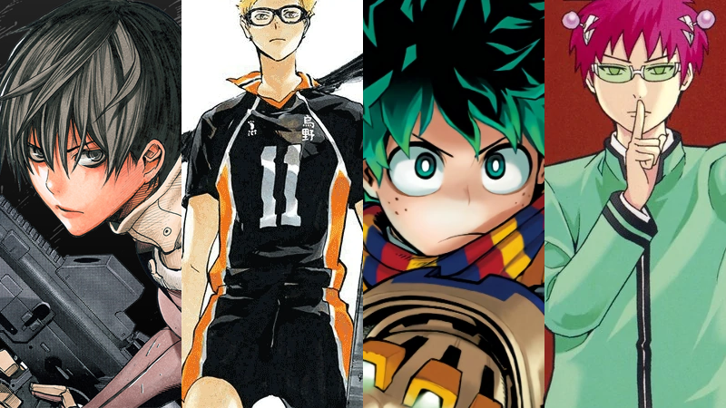 10 Manga Series To Start Reading On The Shonen Jump App, One Of The Best Deals In Digital Comics