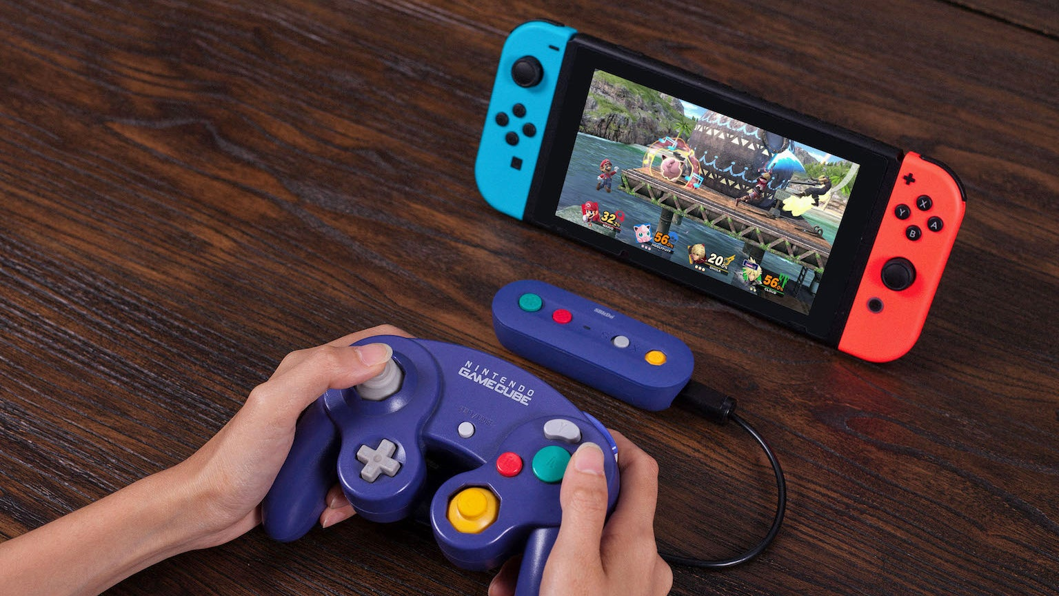 Give Your Old GameCube Controllers Wireless Superpowers With This Simple Switch Adaptor