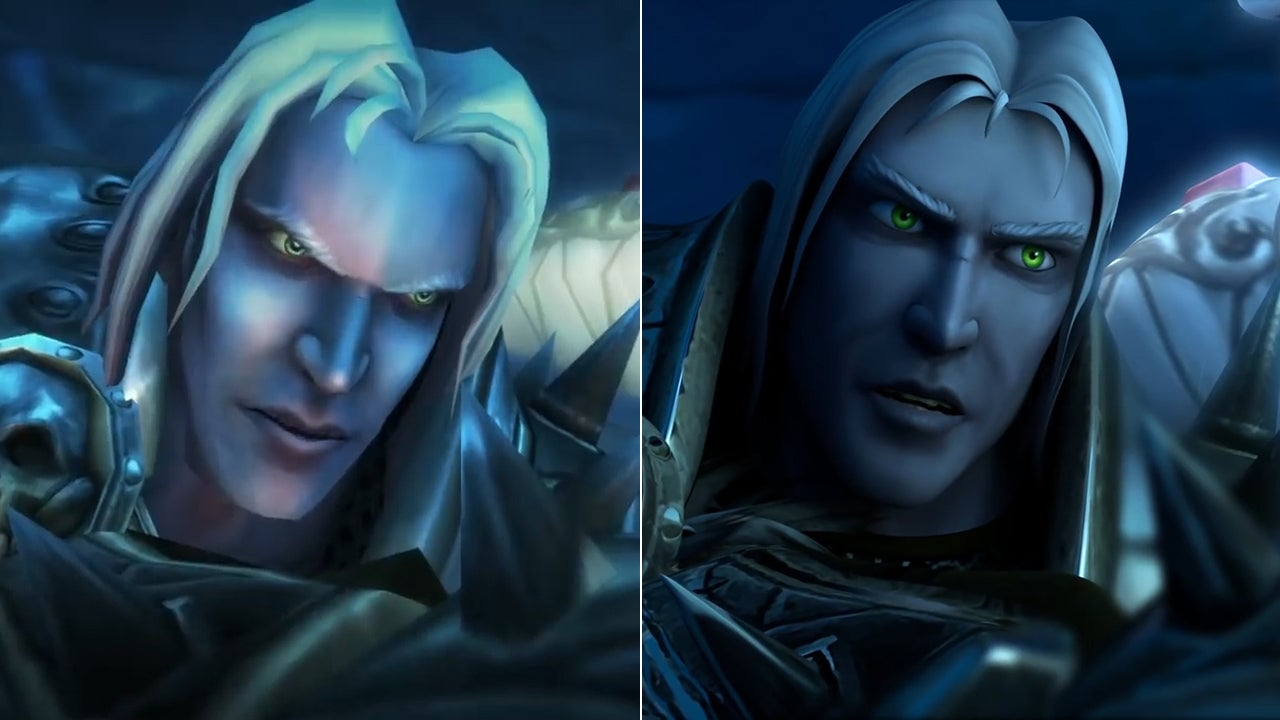 Fans Beautifully Remaster One Of World Of Warcraft's Greatest Moments