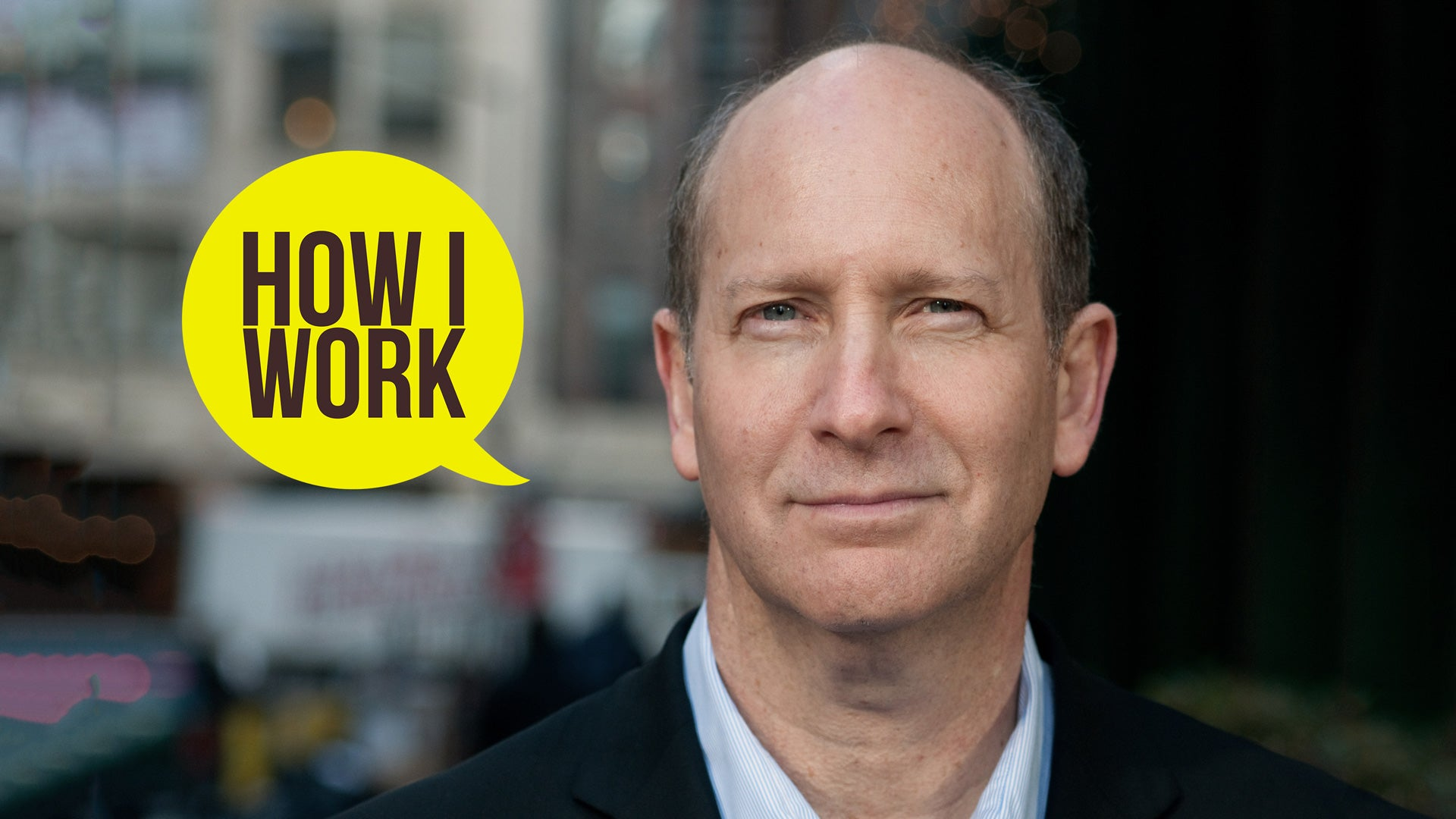 I'm Doron Weber, Alfred P. Sloan Foundation Program Director, And This Is How I Work
