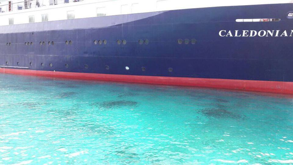 Cruise Ship Smashes Into One Of The World 39 S Most Beautiful