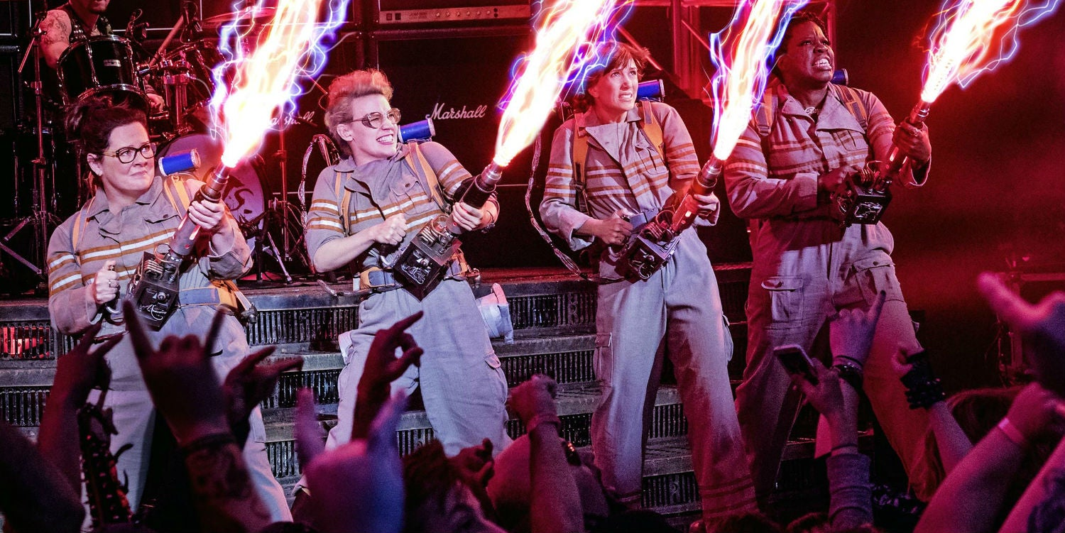Movie Review: Ghostbusters Isn't Perfect, But It's So Much Fun You Won't Care