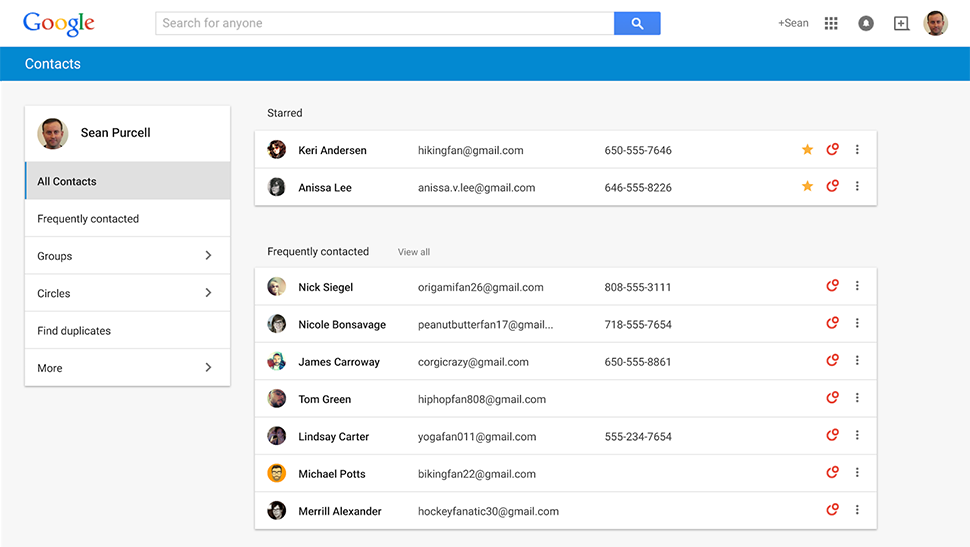 Organising Your Gmail Contacts Is About to Get So Much Better