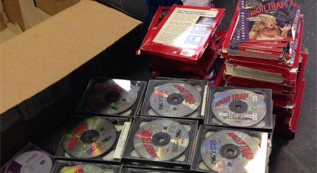 Guy Trades In 203 Copies Of Controversial Old Sega Game