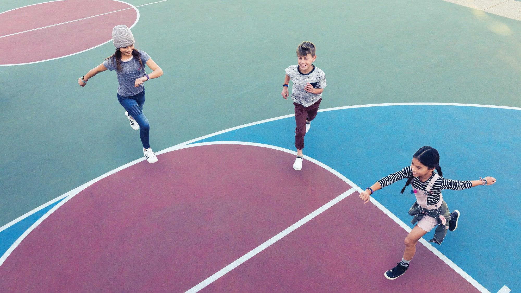 Fitbit Tracks Kids Now