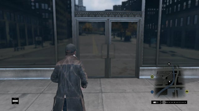 The Windows In Watch Dogs Look Into An Alternate Reality