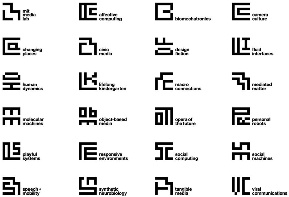 Why MIT Media Lab Scrapped Its Old Logo After Just Three Years