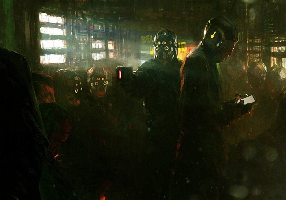 A Collection Of Dark, Beautiful Sci-Fi Art