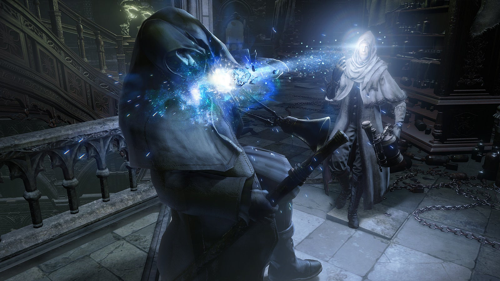 Bloodborne Servers Offline For Several Days Due To Mysterious 'Emergency Maintenance'
