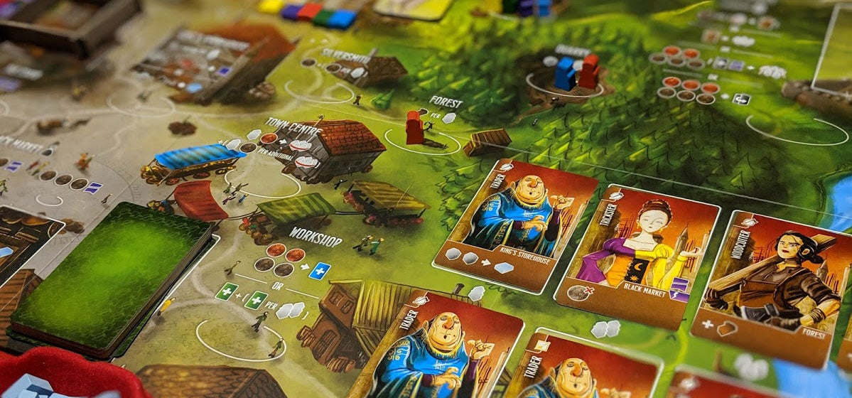 Architects Of The West Kingdom: The Kotaku Review