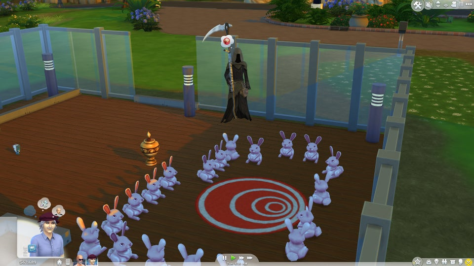 The Sims 4 Will Let You Be More Evil Than Ever on 2014 Big Brother Australia House