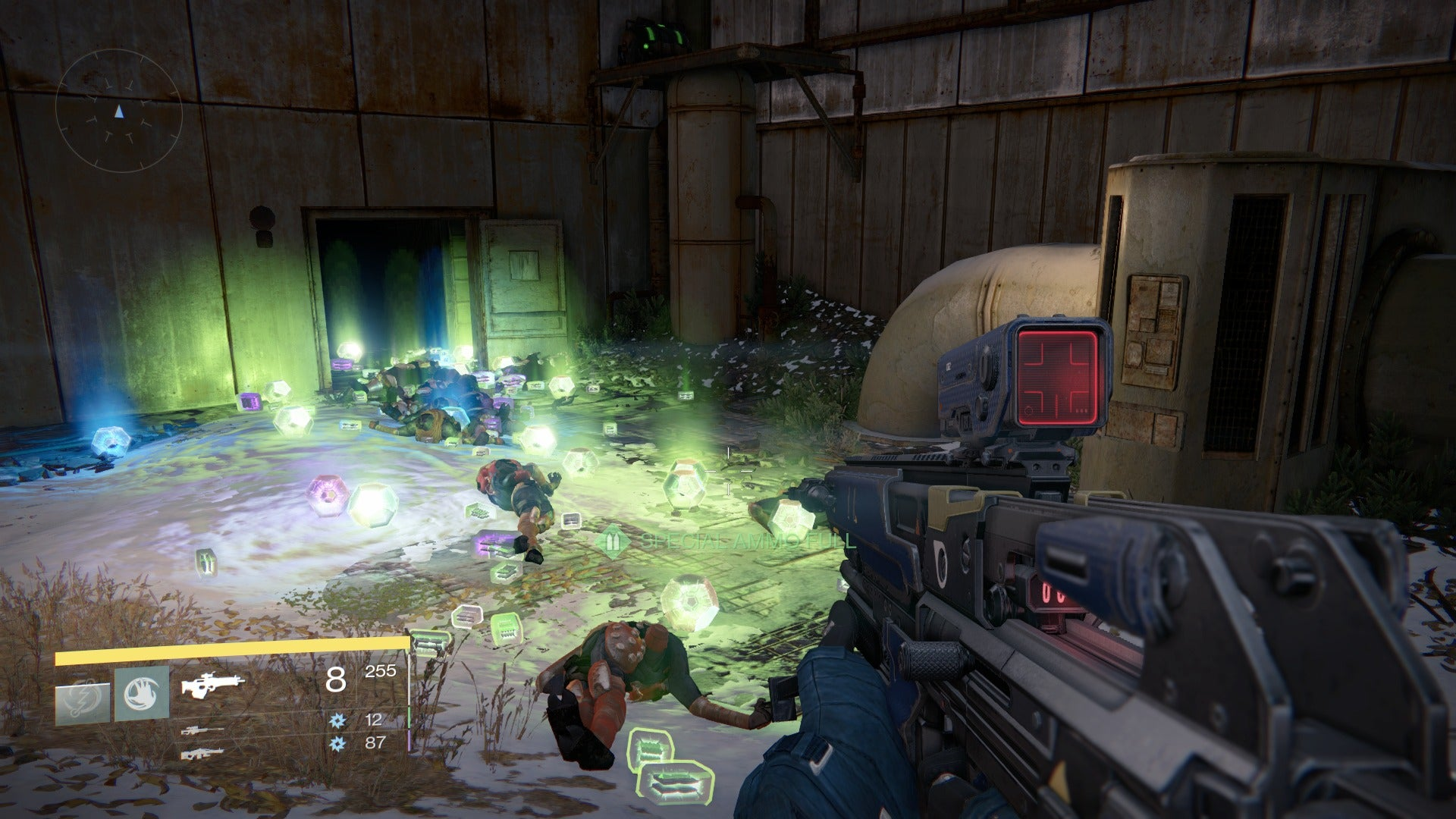 There's Already A New Loot Cave In Destiny
