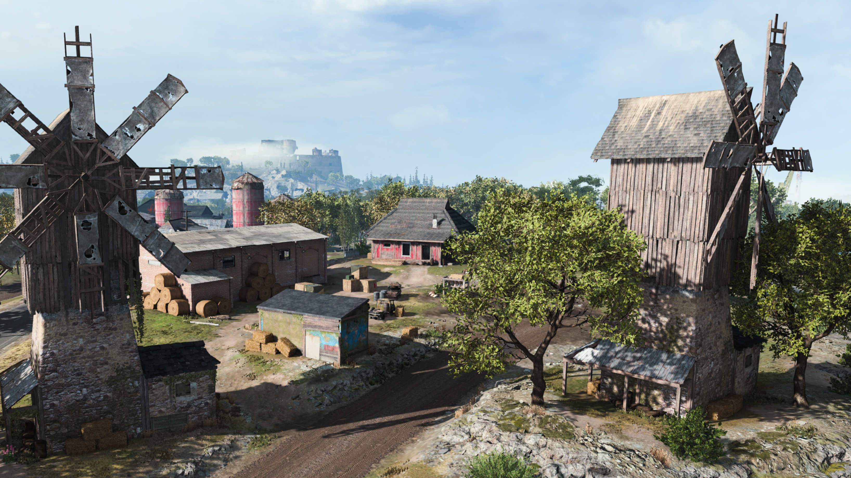 Modern Warfare's New Maps Are A Lot Less Campy