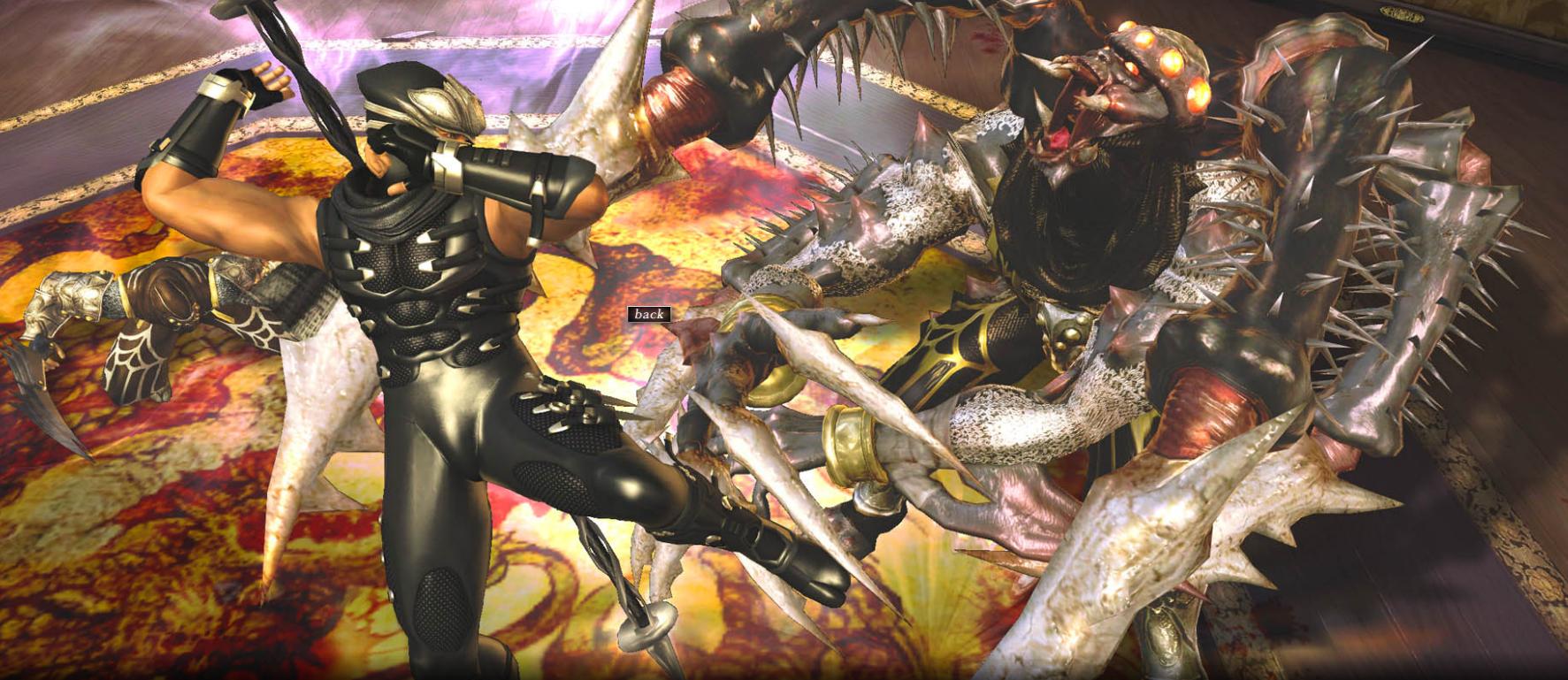Someone Beat Ninja Gaiden II's Hardest Setting Without Taking Damage