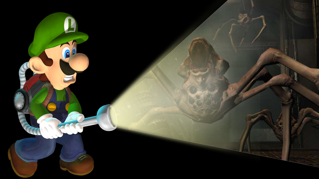 The Best Horror Game Weapon Is A Flashlight