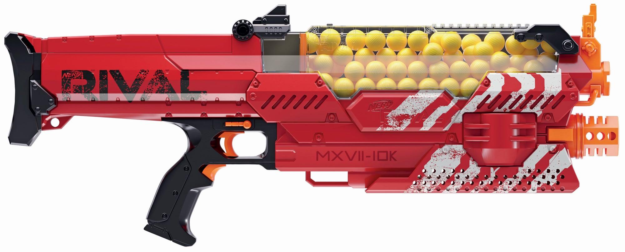 elet nerf gu | New Nerf gun packs camera
