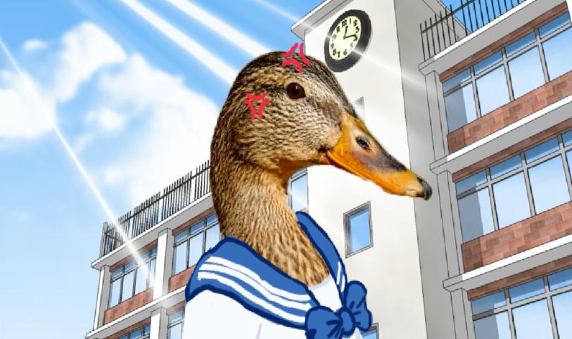 Free Game Is WarioWareWith Ducks
