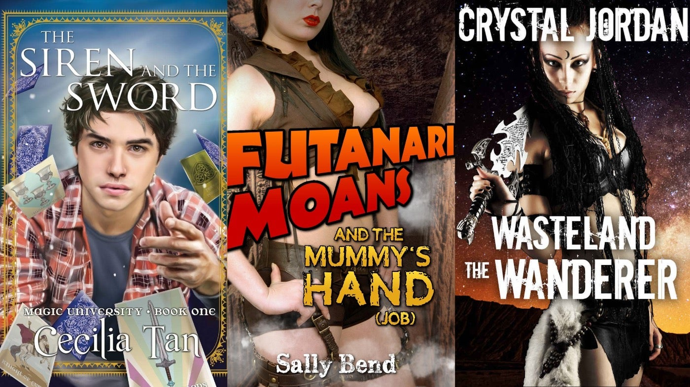 8 Sci-Fi And Fantasy Erotica Books To Help Get Your Social Distancing Freak On