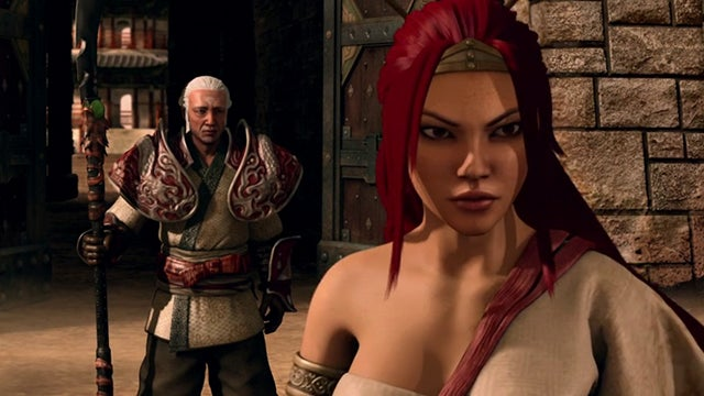 This GIF Is the Best Thing About the Heavenly Sword Movie