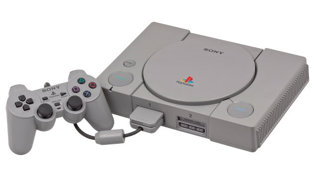 The PlayStation Is Twenty Years Old Today