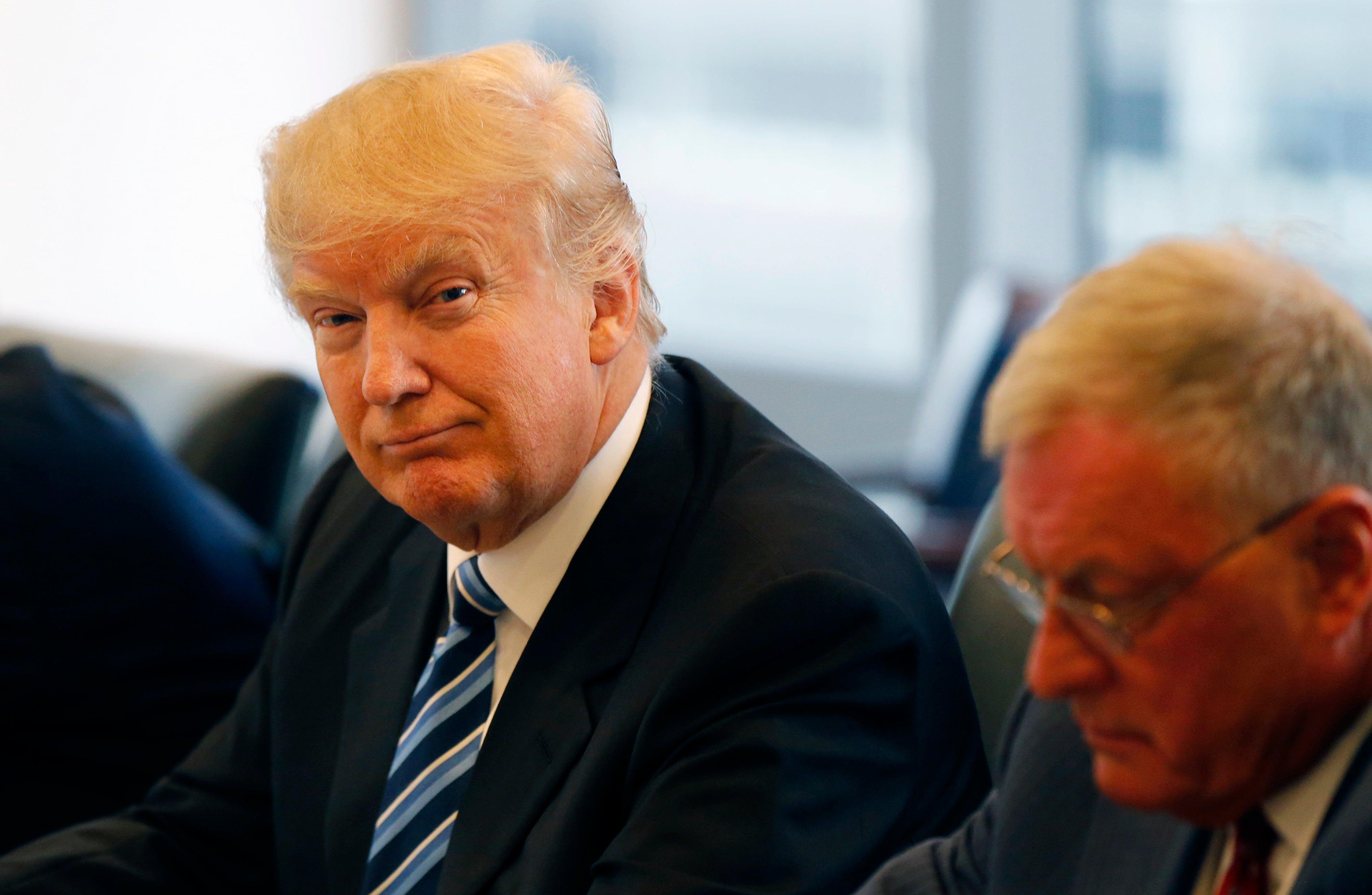 Trump's Border Wall Would Destroy Habitats Of Endangered Species