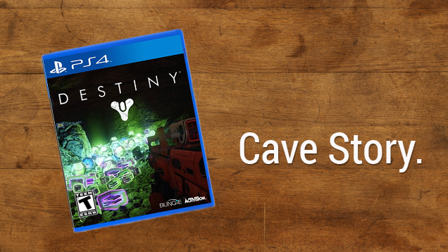 Everyone's Obsessed With Destiny's Loot Cave