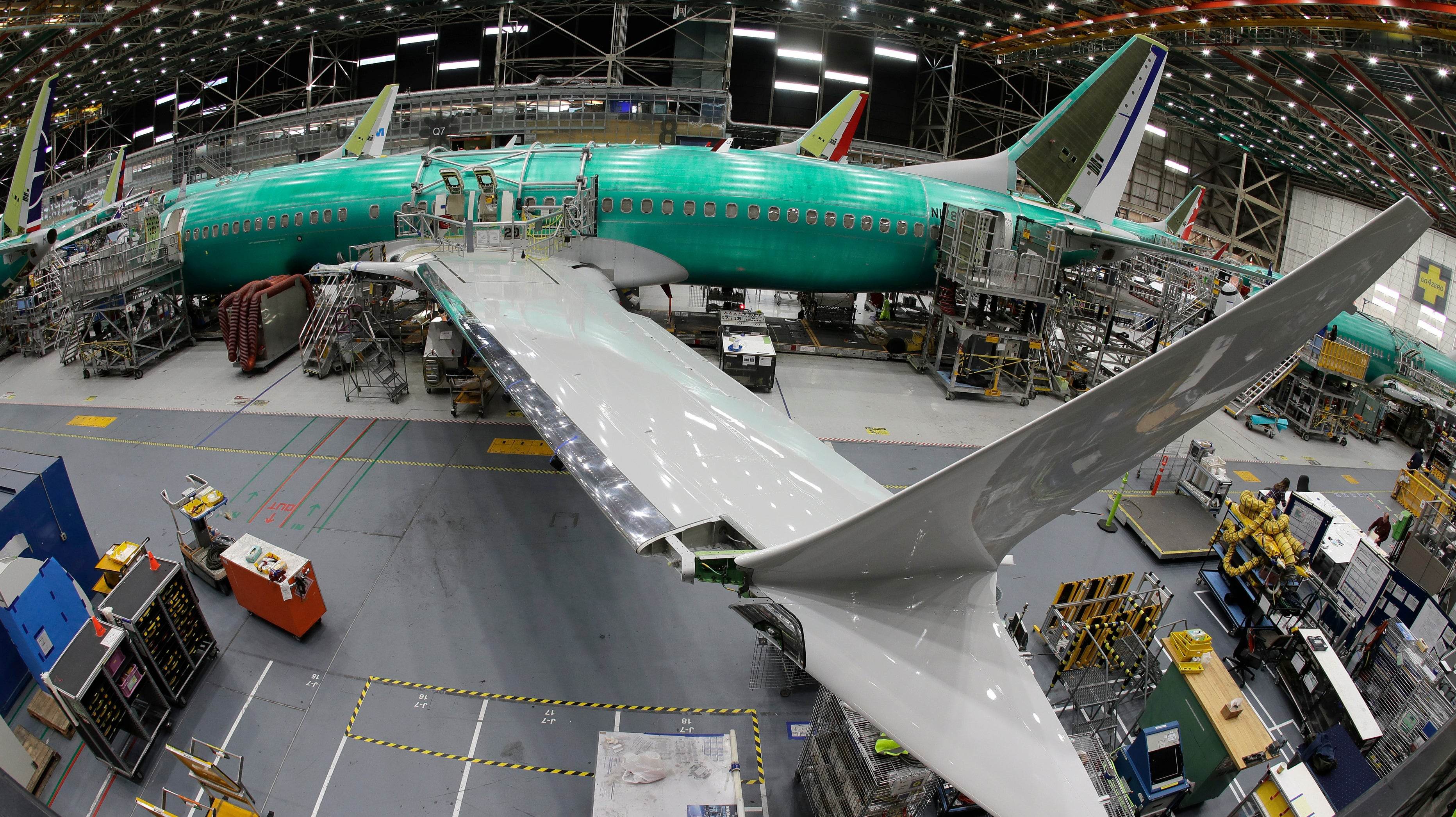 Boeing's 737 Max Fix Won't Be Ready For Weeks, FAA Says