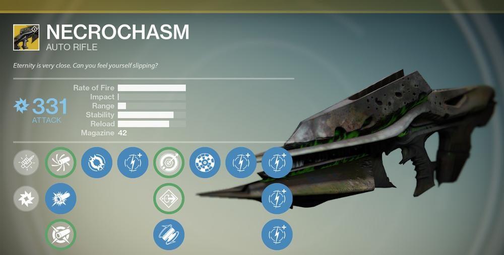 The Rare Destiny Gun That Nobody Seems To Have
