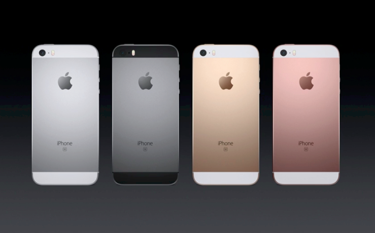 The SE in iPhone SE Stands For Special Edition, Says Phil Schiller