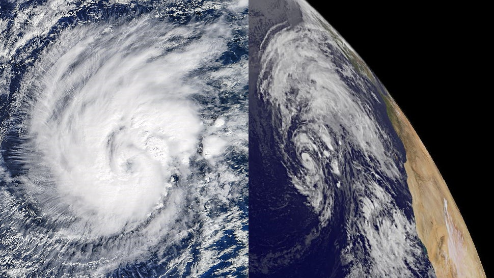 Thanks to El Niño, Rare Tropical Storms Signal a Wacky Start to 2016