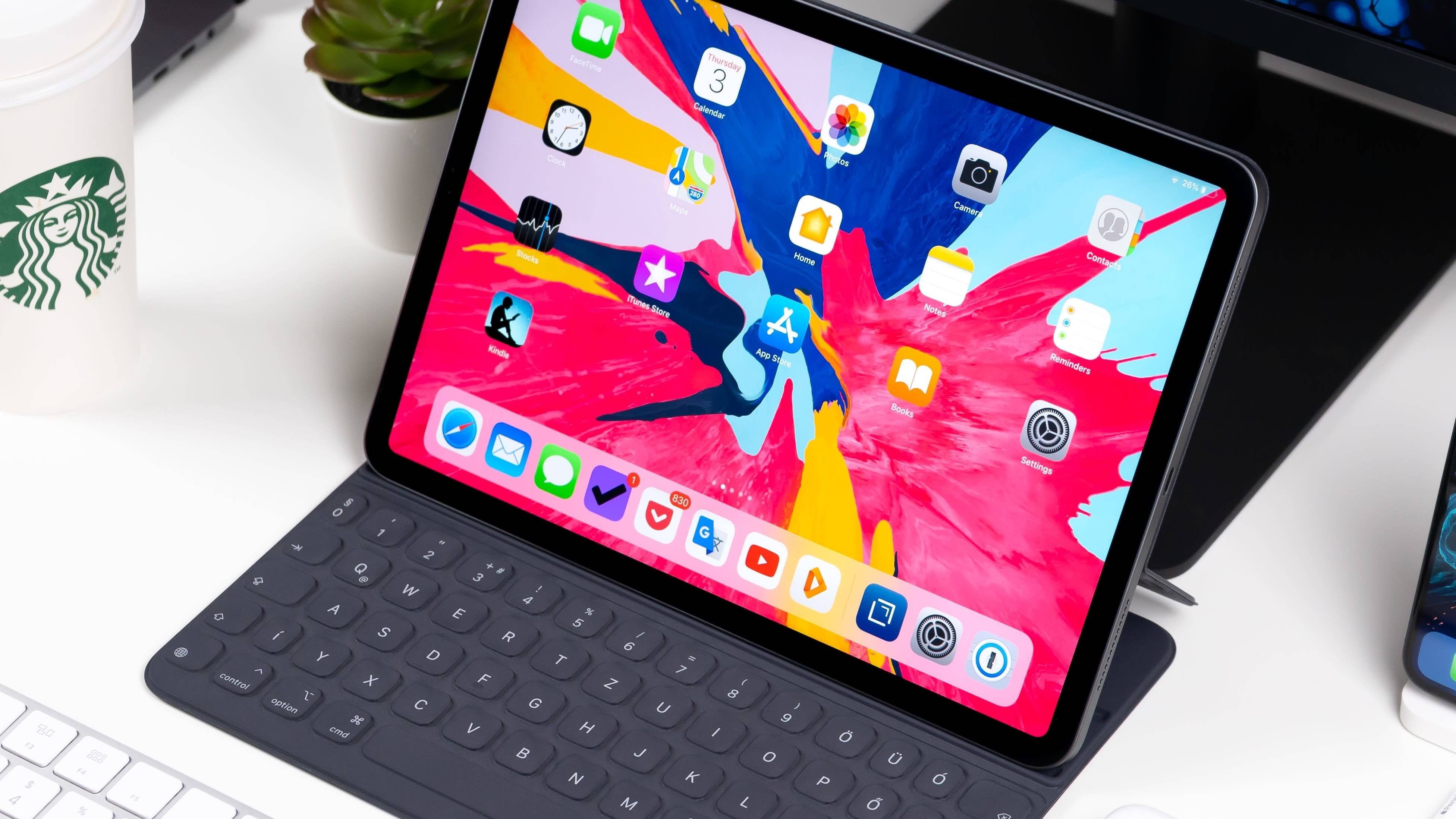 Four iPad Keyboard Shortcuts You Didn't Know About