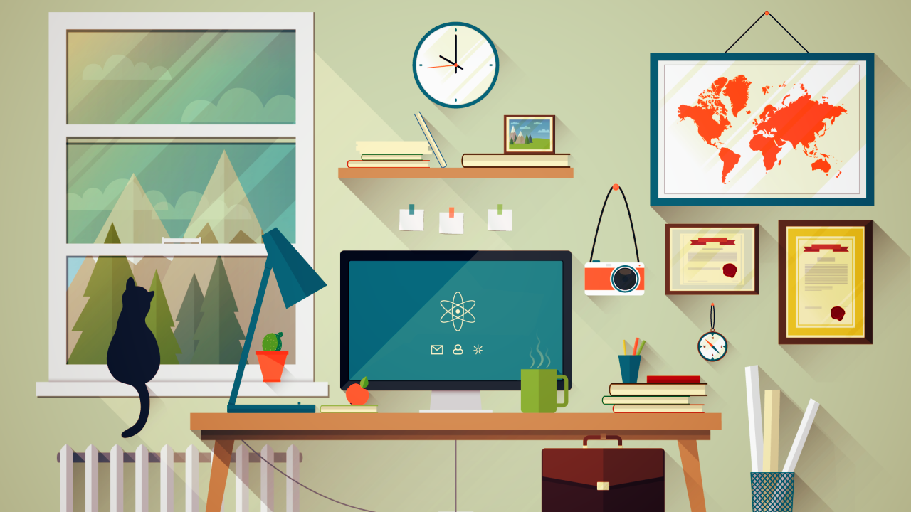 Five Ways To Optimise Your Workspace For Productivity