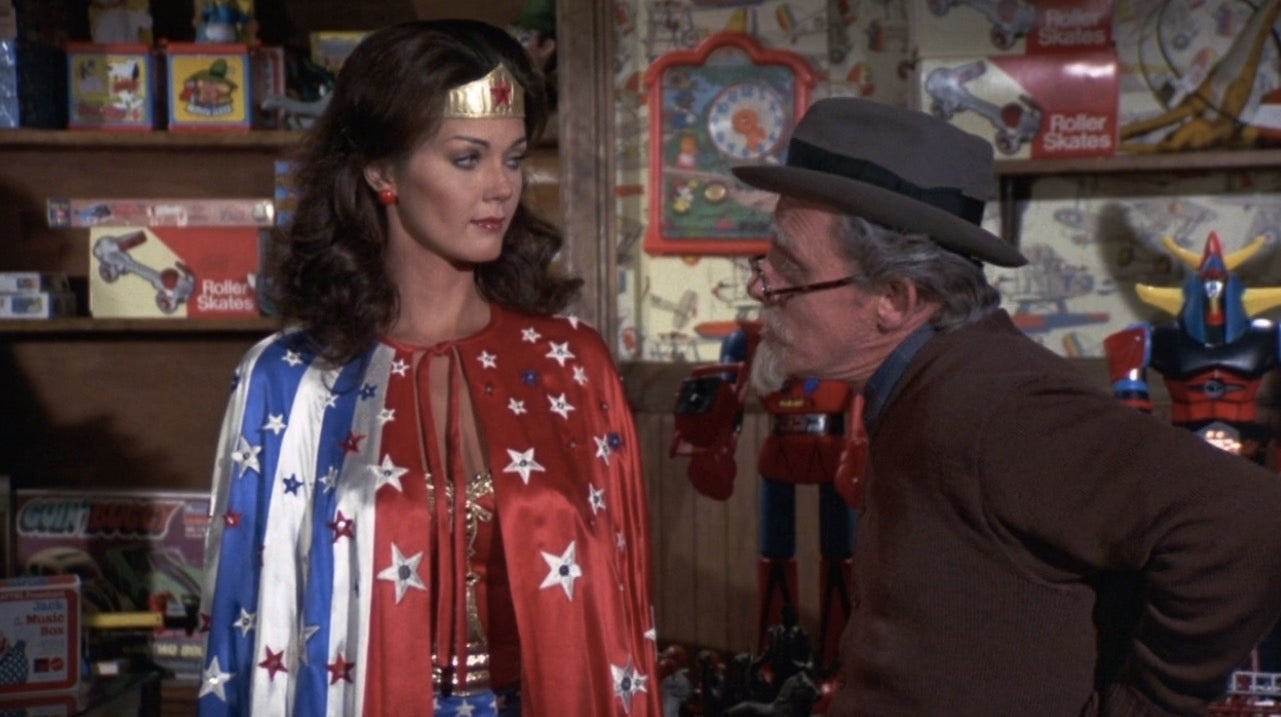 The 12 Most Ridiculous Episodes From The 70s Wonder Woman