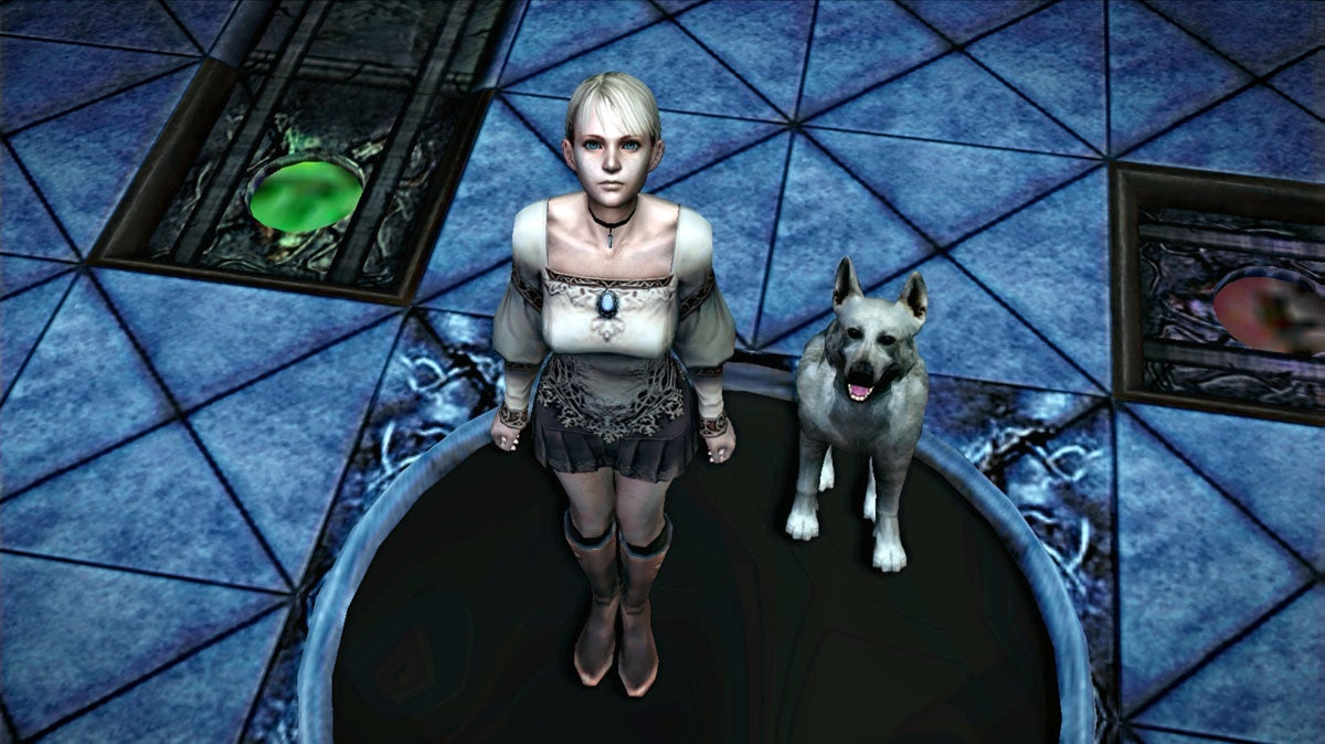 Haunting Ground's Daniella Is One Of Gaming's Most Chilling Horrors