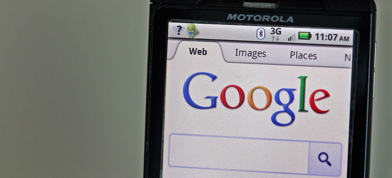 Report: Google Wants to Become a Wireless Carrier