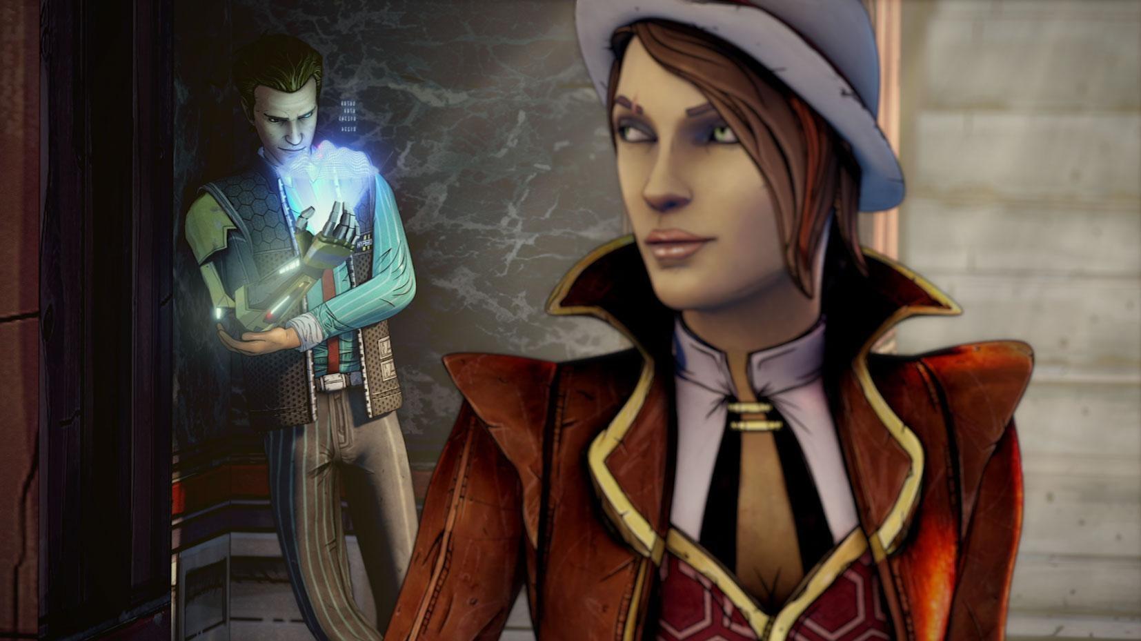 The First Details On Telltale's Borderlands Game