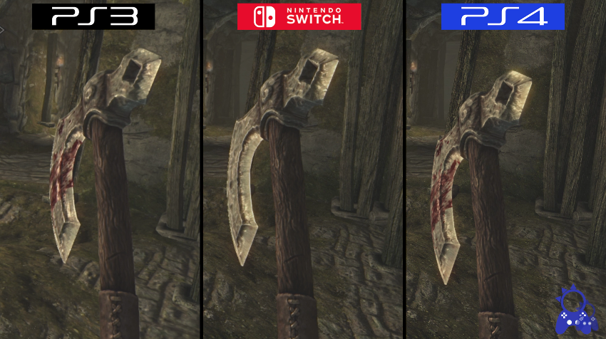 Comparing The Different Versions Of Skyrim