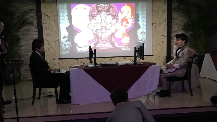 Fighting Game Legend Plays Street Fighter And Vampire Savior At His Wedding