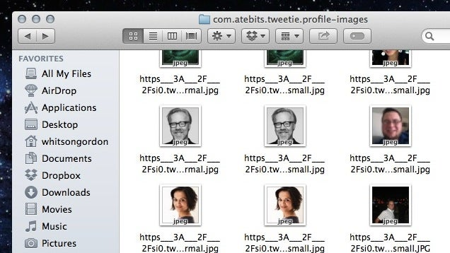 Delete Cached Twitter Images On Your Mac For More Disk Space