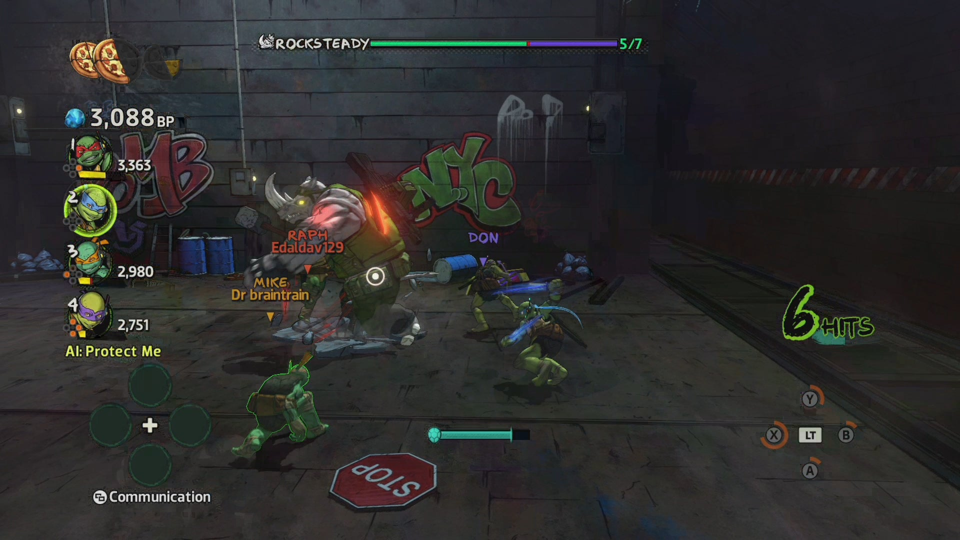 The New Teenage Mutant Ninja Turtles Game Is Best Played With Other People