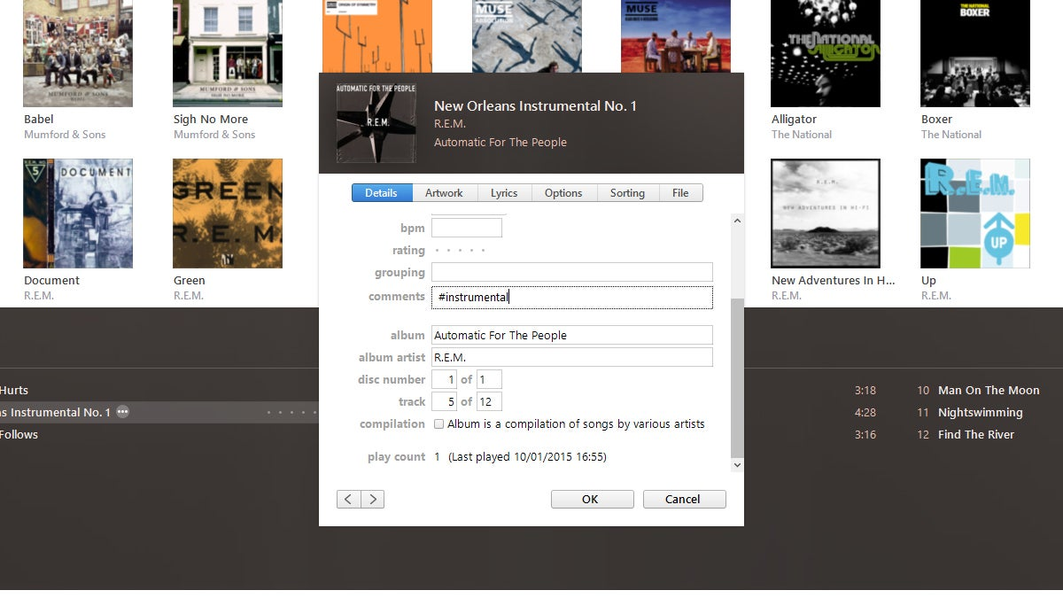 Use Comment Hashtags to Sort Your Music in iTunes