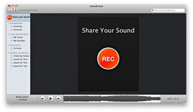 Bring Back SoundCloud's Fantastic Desktop App