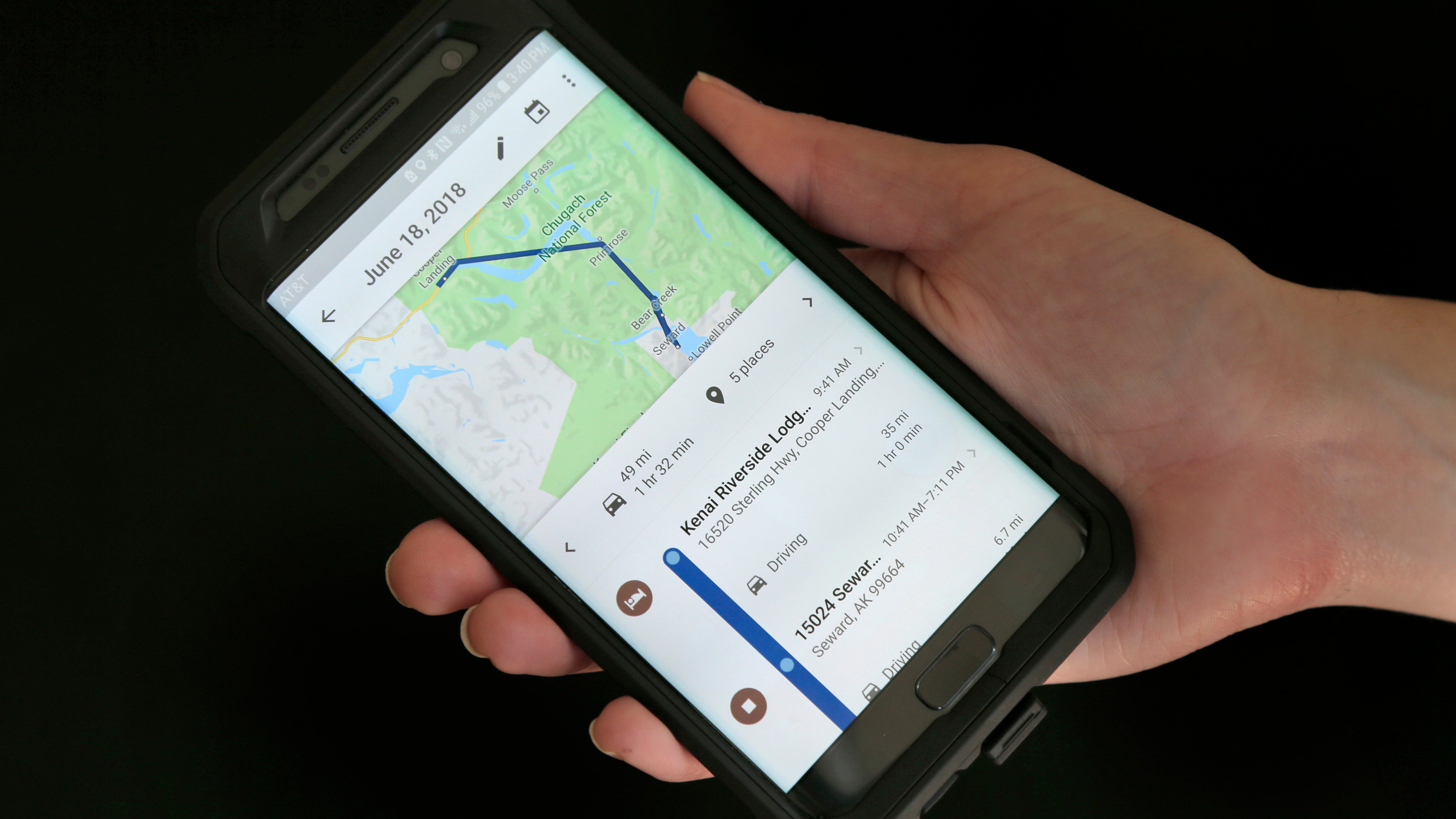 Mobile Location Data Stockpiled By U.S. Telecoms Unveiled