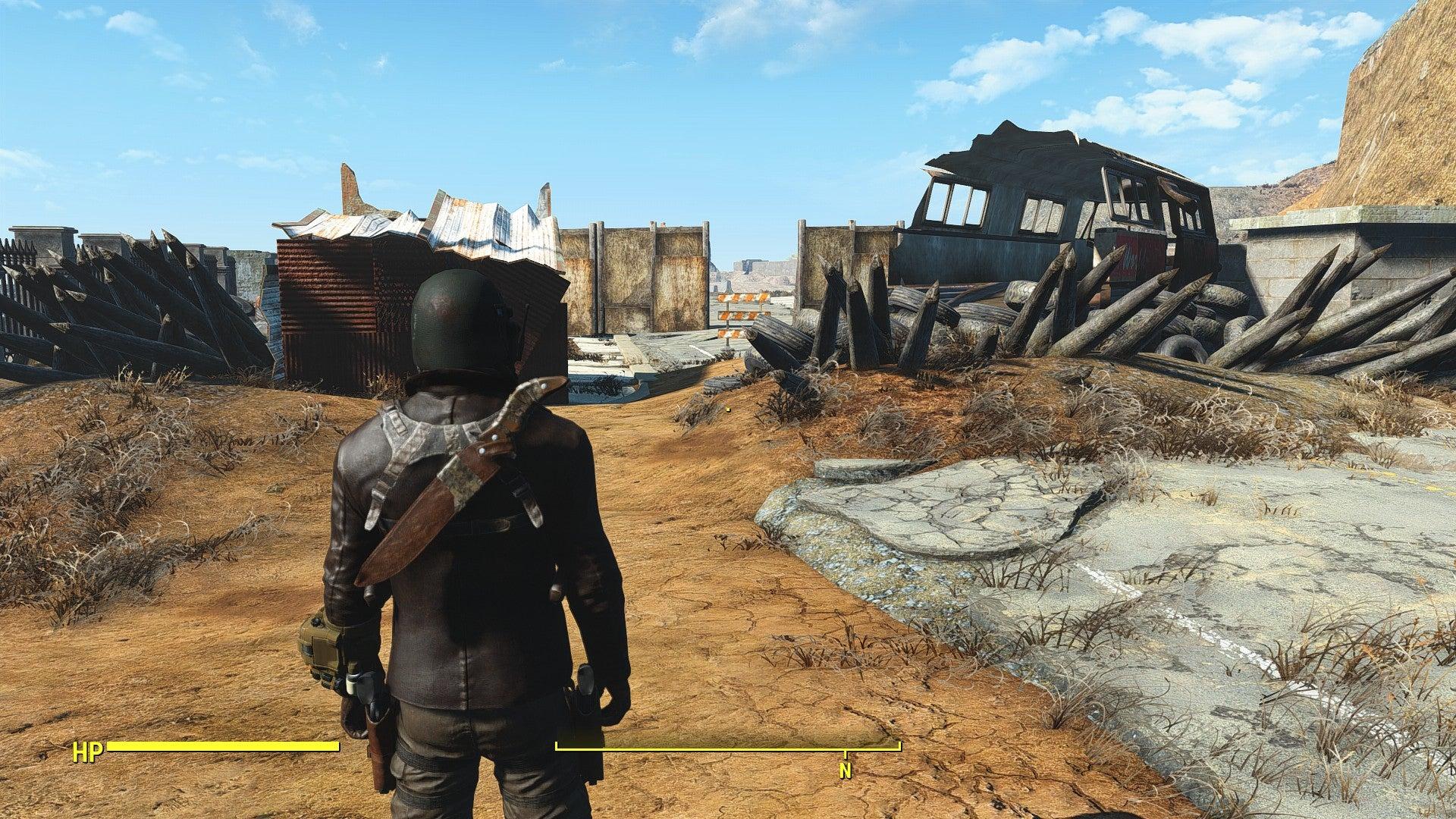 Fun Fallout New Vegas Build