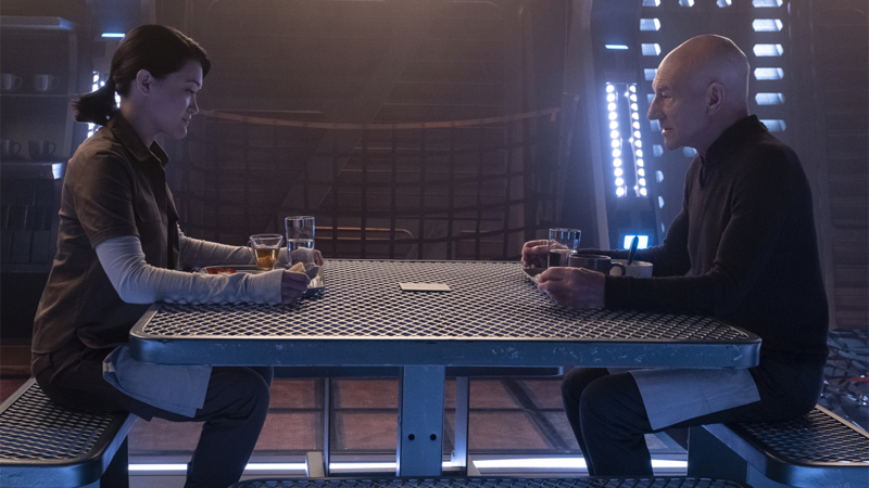 Star Trek: Picard Laid All Its Cards On The Table, And Then Flipped It Clean Over