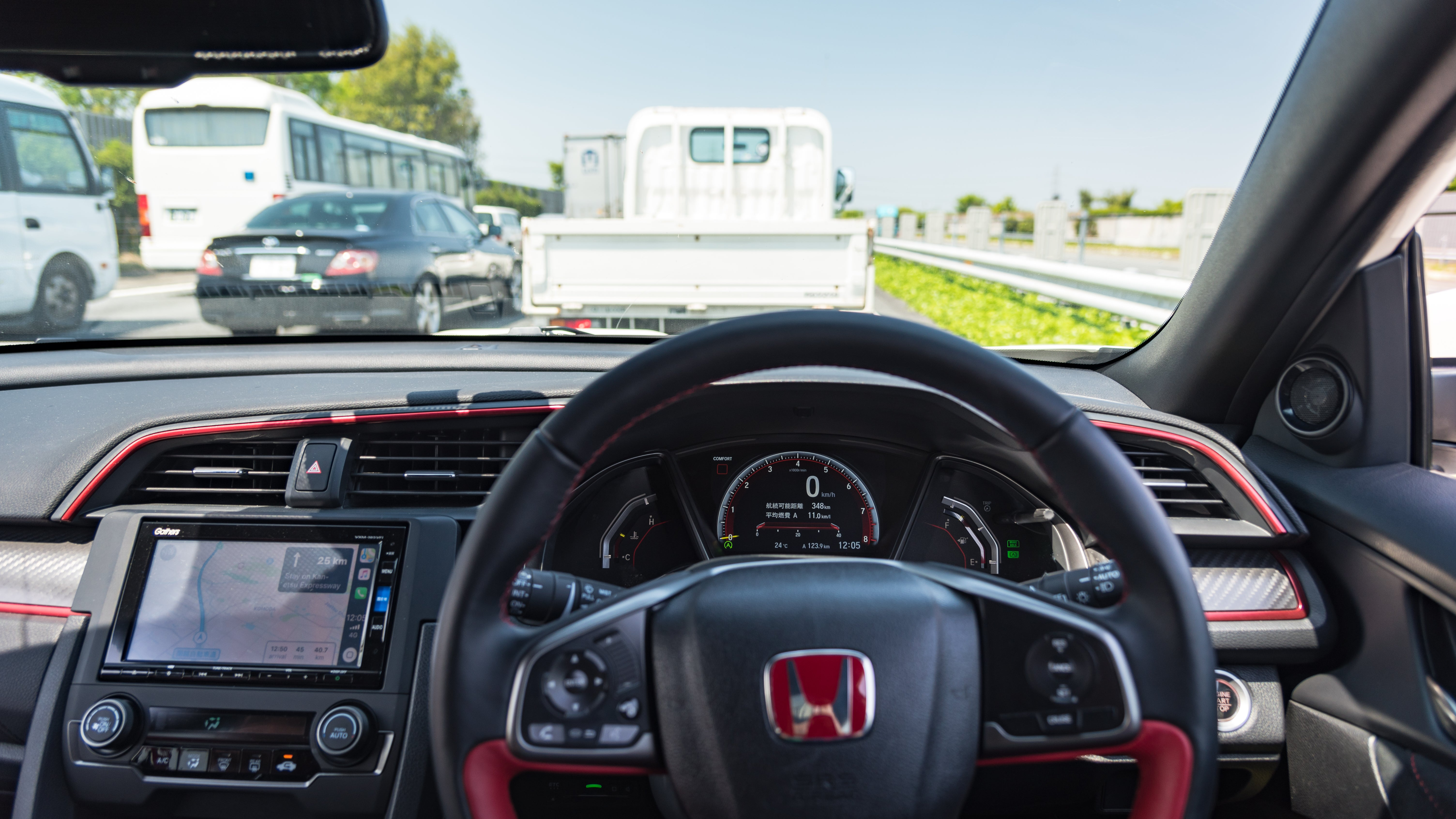 The 2018 Honda Civic Type R Brought Me To Best Road From Initial D