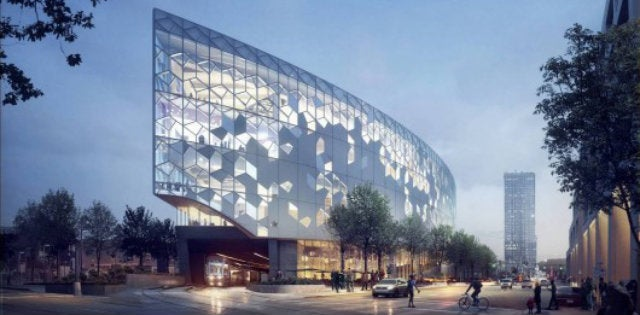 Calgary's New Library Is a Towering Glass Creation