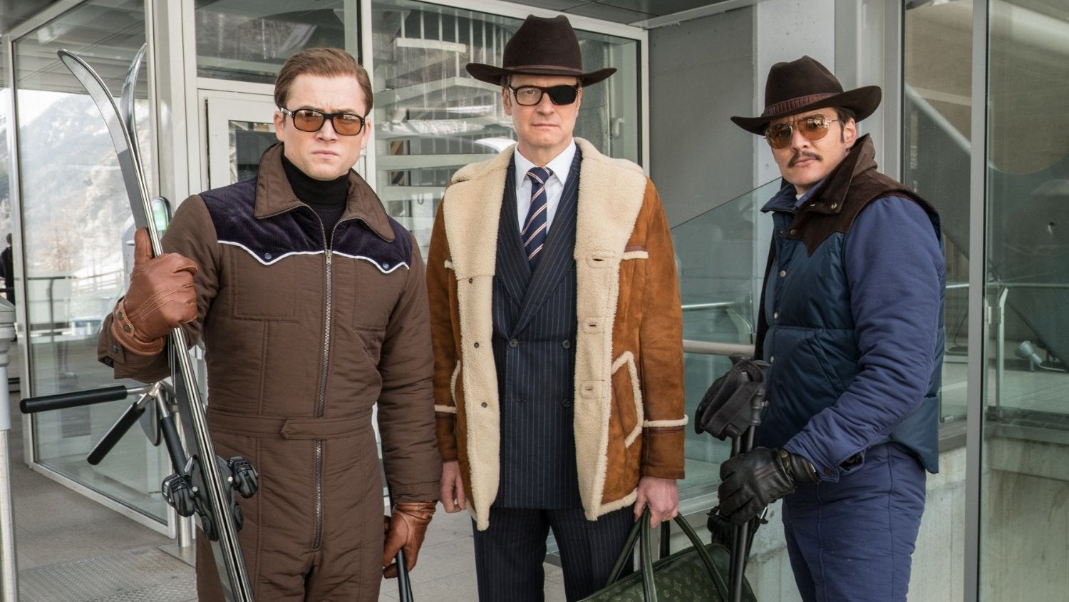 How Kingsman Became A Comic Book Movie Franchise But Left The Comics Behind