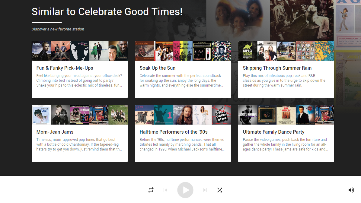 Google Play Music Will Now Bring You The Music You Want, When You Want It